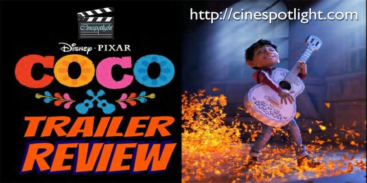 #COCO #ENGLISH #ANIMATION #MOVIE 2017:  Movie: Coco Movie 2017 Language: English Genre:  Animation / #Mystery   Trailers: http://cinespotlight.com/upcoming-english-coco-animation-movie/