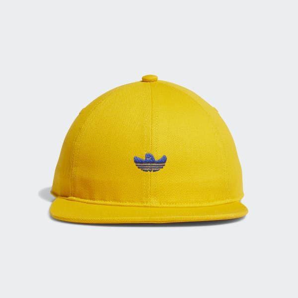 Adidas Shmoo Six Panel Hat Yellow Adidas Us Panel Hat Hats Yellow Adidas