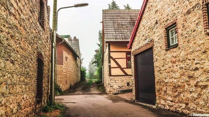 huizen en boerderijen uit Kunradersteen | Benzenrade, Heerlen | foto: Peter Janssen