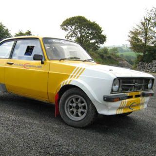 This great rally driving course runs year round at Rally Connection in Cappagh, Dungarvan, Co. Waterford. Seat time approximately 35-40 mins.