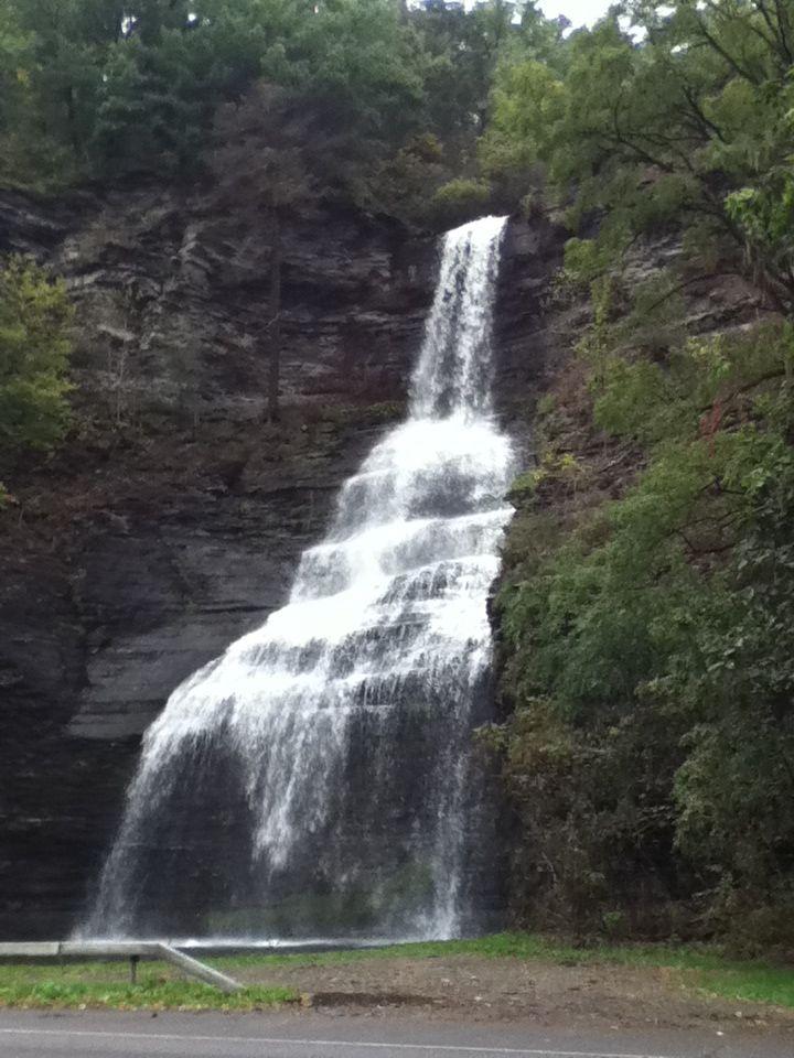 Montour Falls, Finger Lakes | Conor's Random Favorites via Fellow Pinners Board!! :) | Pinterest | Finger, Lakes and Hiking