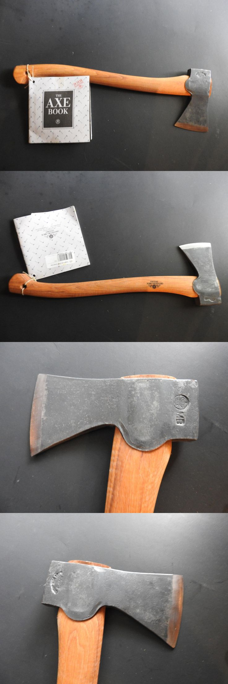 Camping Hatchets and Axes 75234: Gransfors Bruks Small Forest Axe No Sheath Mb -> BUY IT NOW ONLY: $130 on eBay!
