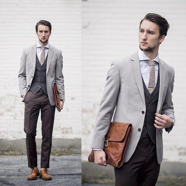 die besten 25 grauer anzug braune schuhe ideen auf pinterest grauer anzug hochzeit grauer. Black Bedroom Furniture Sets. Home Design Ideas