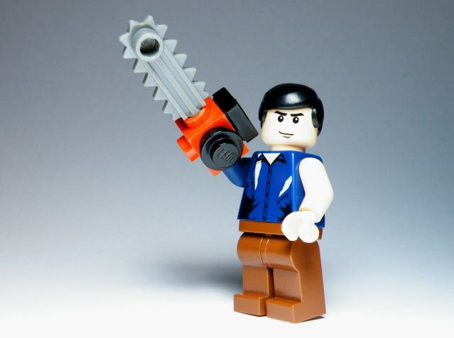 Where's the boomstick!? #EvilDead