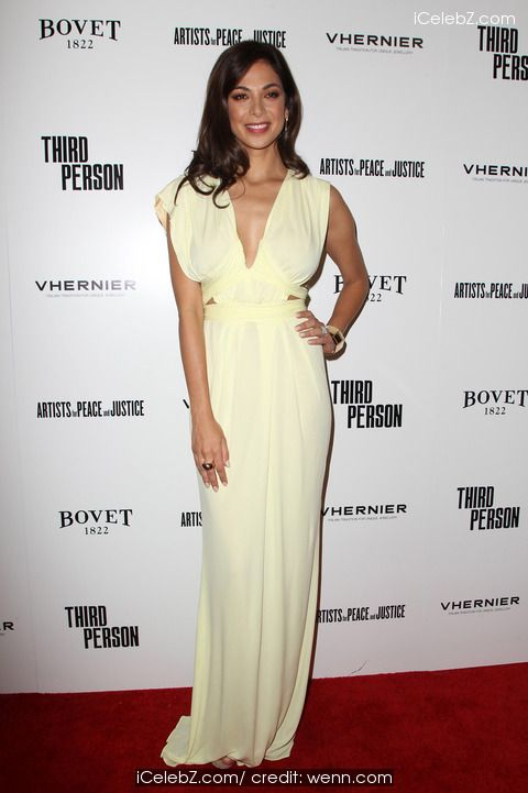 Moran Atias Los Angeles Premiere of