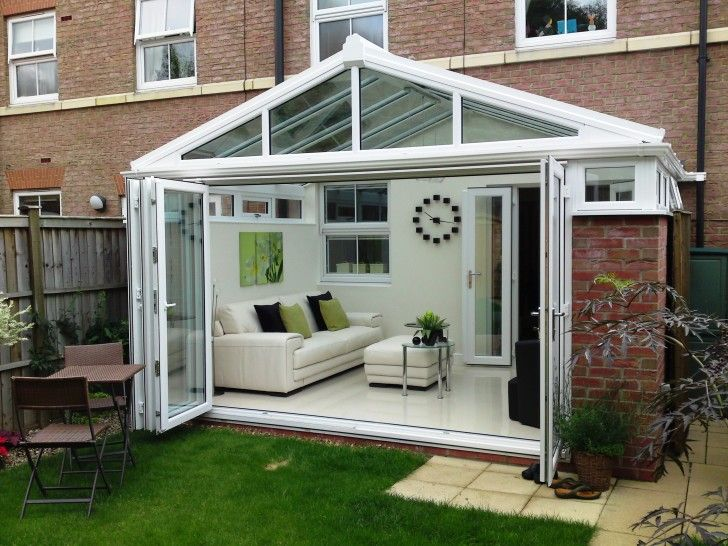 Sunrooms With Bi Fold Doors. Beautiful Bi Fold Patio Doors Design Ideas  White Framed Folding