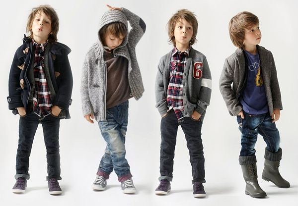 little boys can be fashionable too.