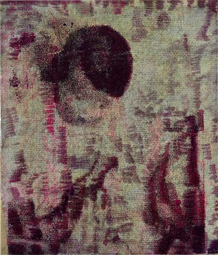 Mamalangue n. 5 - Bracha L. Ettinger - New European Painting, 2001