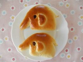 elephant bread. SO CUTE