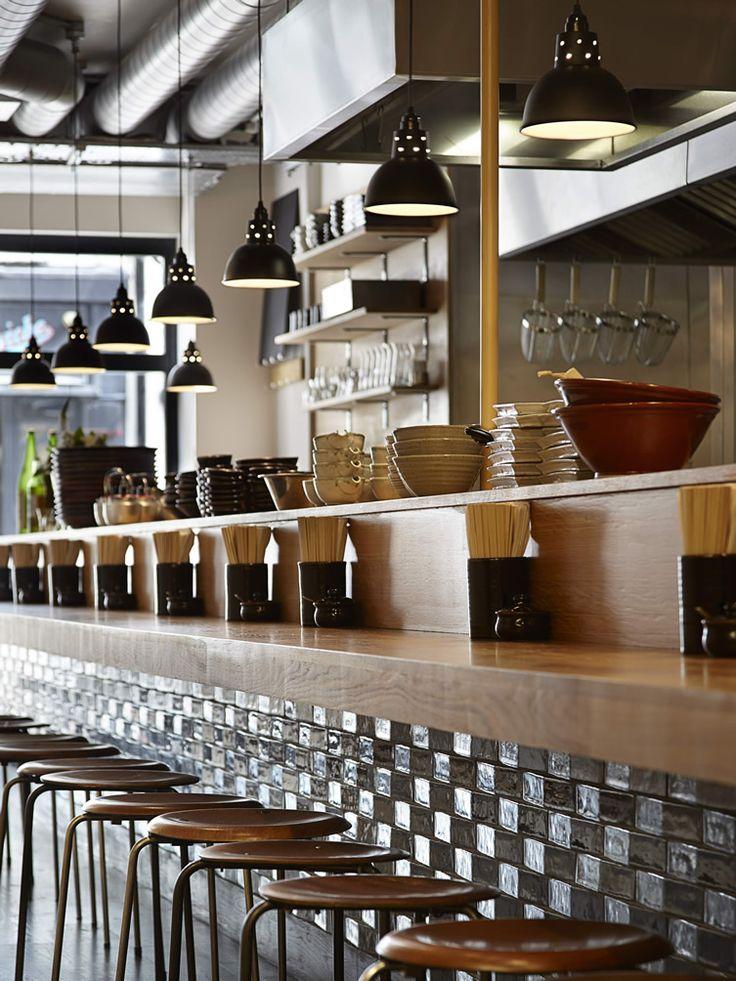 Koya Bar — London....