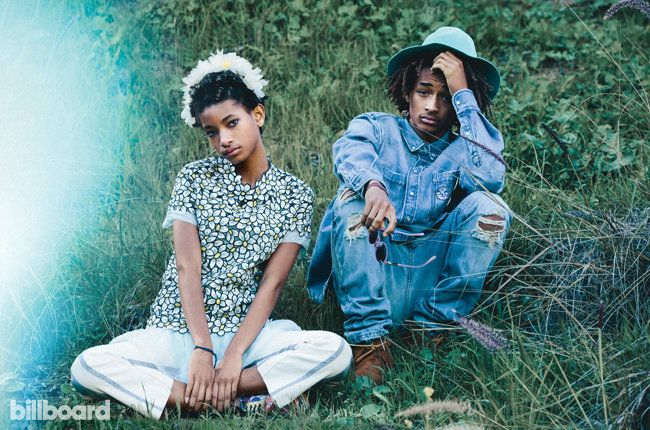 Willow and Jaden Smith talk to Billboard in their most traditional interview yet