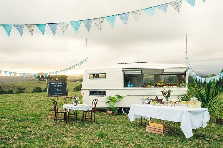 Check this out!  The Canavan....Mobile Drinks & Food at any venue!  How cool is this!