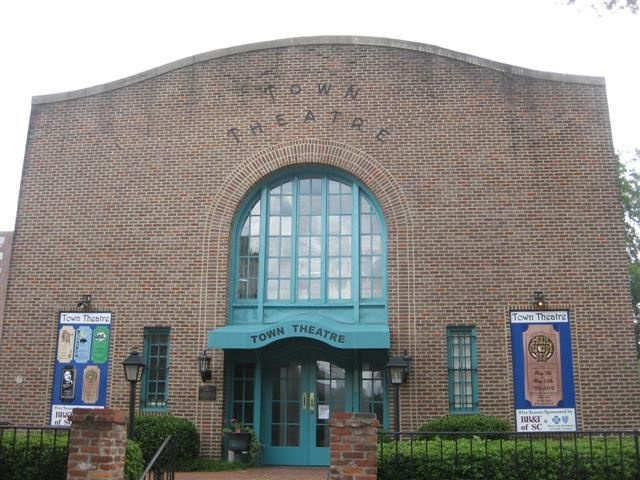 Town Theatre Columbia Sc Repin By Pinterest For Ipad House Styles Mansions Favorite Places