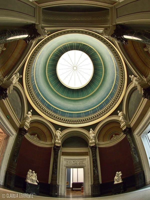... alt bau ... Alte Nationalgalerie