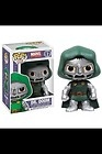 DR. DOOM,SILVER SURFER And DEADPOOL !Funko Pop! Vinyl Bobble-Head/ Marvel NIB - Collectible Figurine