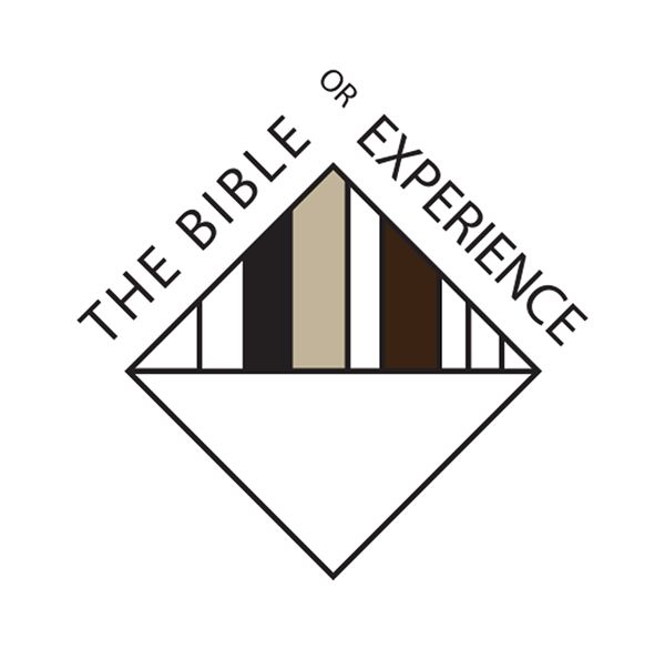 The Bible or Experience - conference logo on Behance