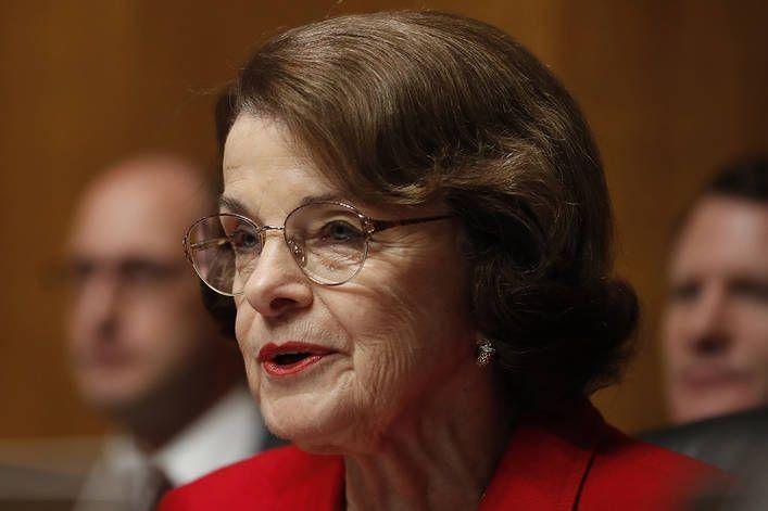 Should Dianne Feinstein Retire Dianne Feinstein Retirement Democratic Party