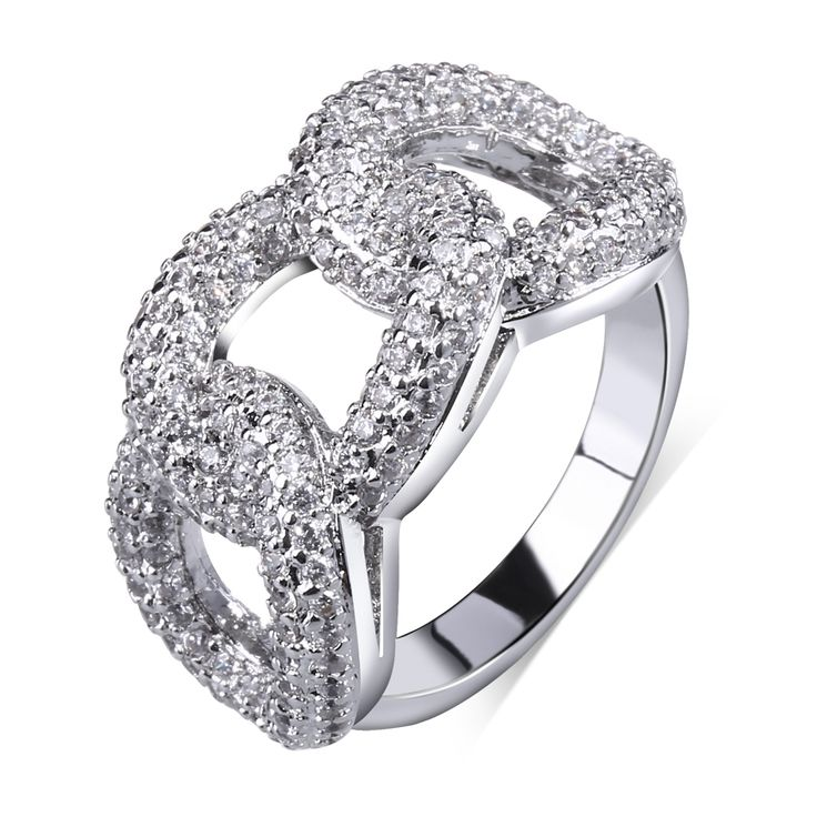 Find More Rings Information about Womens cubic zirconia rings 2016 Chain Ring 18k Cubic Zircon Flower Rings for Women The Gorgeous Plated,High Quality ring sling rings,China ring ring ring ring ringtone Suppliers, Cheap ring car from Myself Jewellery on Aliexpress.com