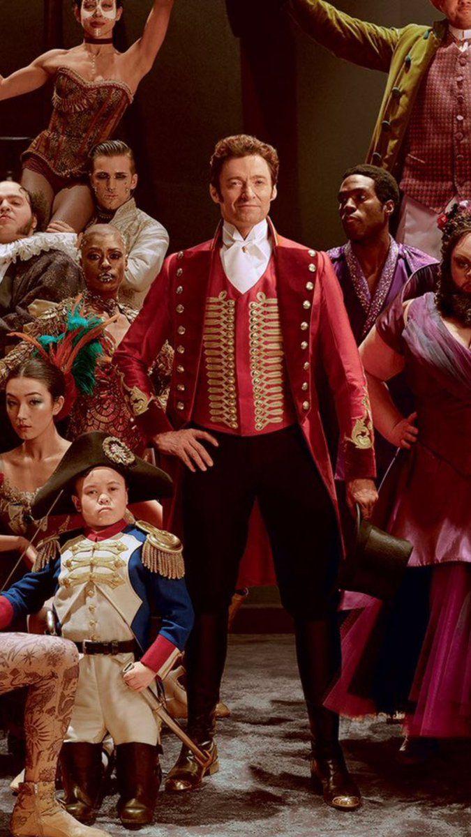 The Greatest Showman ist eine Filmbiografie von Michael Gracey, über den Zirkuspionier P. T. Barnum. Der Musicalfilm soll am 25. Dezember 2017 in die US-amerikanischen und am 4. Januar 2018 in die deutschen Kinos kommen.