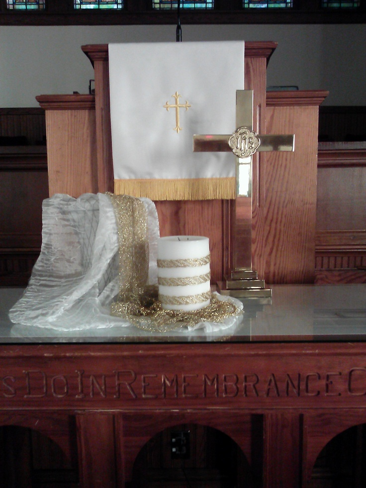 36 best visuals in worship mt carmel umc images on for Altar decoration