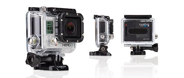 [Bon Plan Presse Citron] La caméra embarquée GoPro HD HERO3 Silver Edition à seulement 289€
