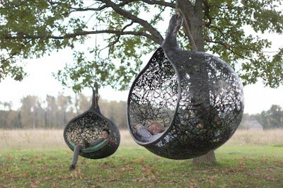 Modern Furniture Made From Volcanic Rock by Maffam Freeform of Latvia.