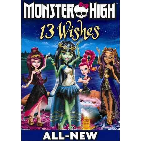 Monster High: 13 Wishes : Target