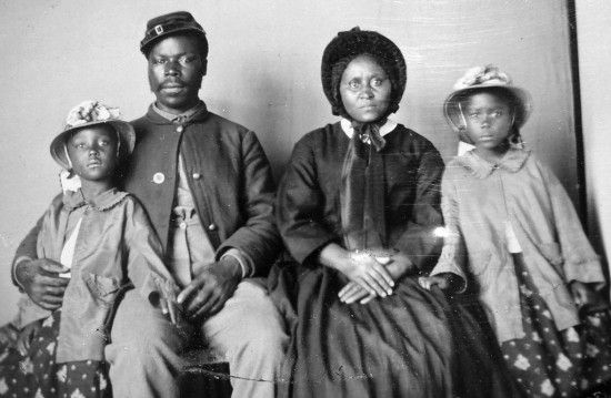 'They Choose A Name For Themselves' – Surnames In Slavery And Freedom