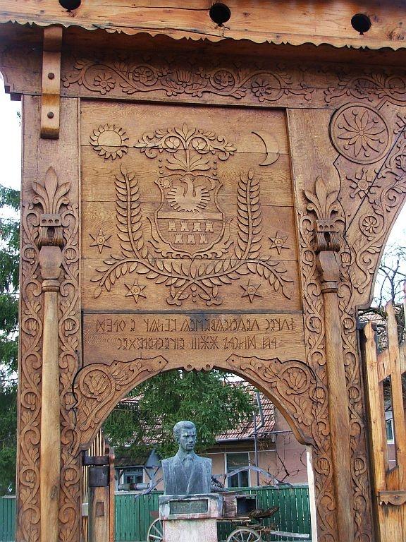 Hodgya, Erdély secler gate csedoattila.blogspot.com