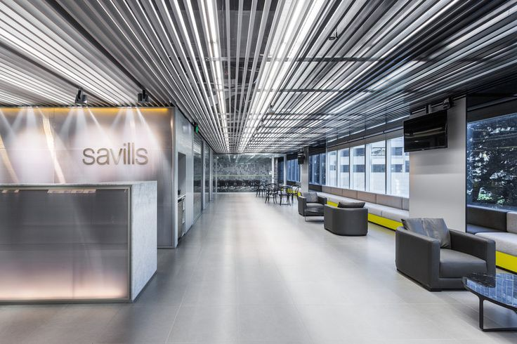 Savills by carrdesigngroup gallery australian interior for Office design awards