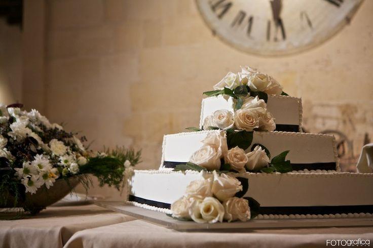 Wedding Cake #NozzeATorreDelParco