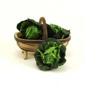 Cabbages Cauliflowers Miniature Food Pinterest