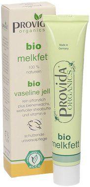 Crème Protectrice à la Graisse à Traire Bio, 50 ml   Ecco Verde
