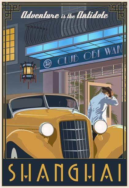 Indiana Jones Travel poster