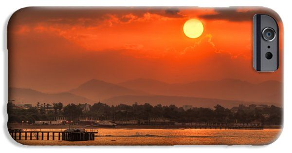 iPhone Cases - Rise and Shine iPhone Case by Nadia Sanowar