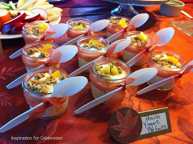 Inspiration for Celebration: Autumn/Fall Brunch
