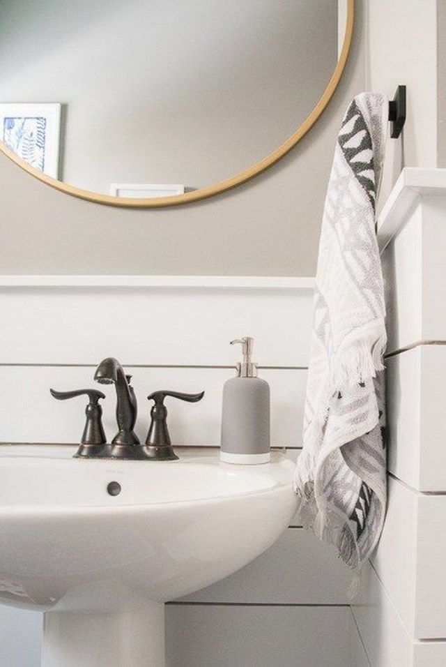 25 Fresh & Modern Powder Room RevealYou are also a…