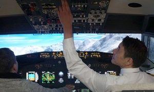 Groupon - 30, 60 oder 120 Min. im Flugsimulator Boeing 737 - NG bei EasyFly (bis zu 48% sparen*) in Berlin. Groupon Angebotspreis: 49€