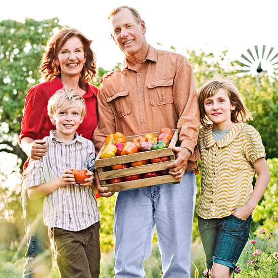 Starting a veggie garden at home is a great long-term investment and gets the whole family involved.
