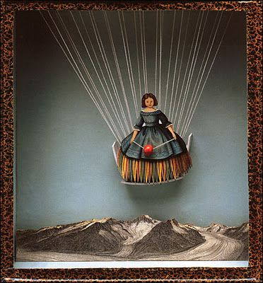 Joseph Cornell: It is important to look at the dates of these assemblages to feel the full genius of them.
