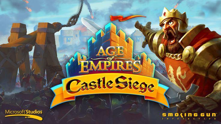 Age of Empires: Castle Siege in arrivo a Marzo per Android - Age of Empires a breve disponibile su Android Il capitolo della saga sviluppata da Microsoft in collaborazione con Smoking Gun Interactive è in arrivo su Android a Marzo. Una notizia interessante per gli amanti dei videogiochi di strategia che con Castle Siege potranno creare e difendere un ... -  http://www.tecnoandroid.it/2017/01/17/age-of-empires-castle-siege-marzo-213877 - #AgeOfEmpires, #Microsoft, #TowerDefen