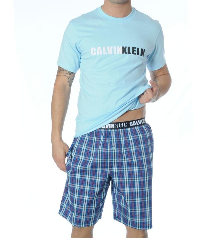 Pijama Calvin Klein-Pijamas Hombre