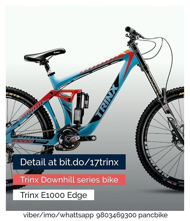 Trinx E Downhill Series