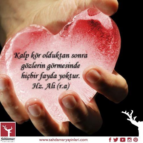 7-14 Ocak Görme Engelliler Haftası #gorme #ama #kor #blind #risale #sahdamaryayinlari #kulliyat #kalp #heart
