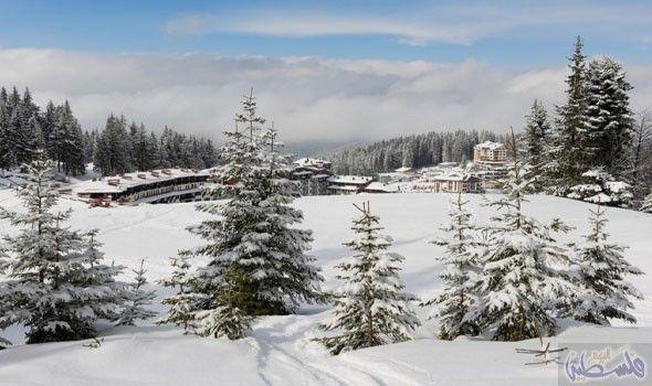 أجمل المنتجعات الشتوية للتزلج في شبه جزيرة البلقان World Scenes Places To See