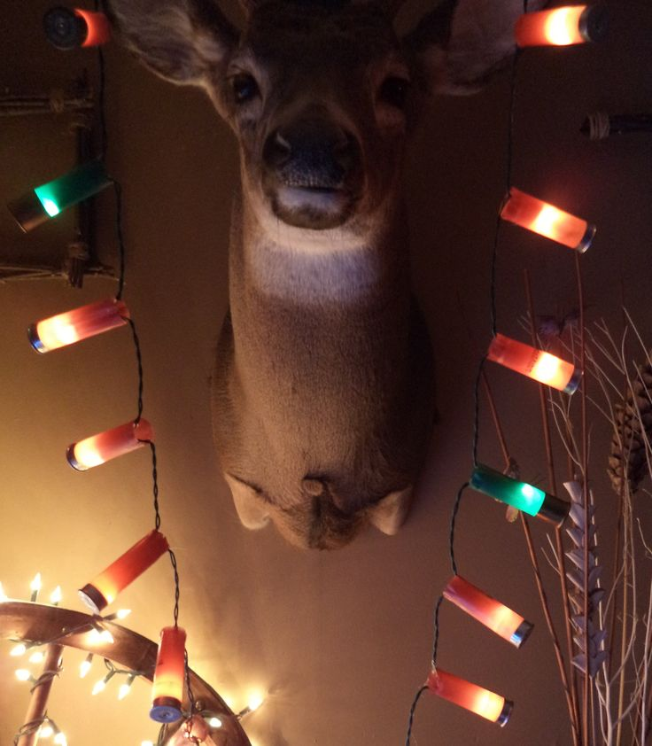 Shotgun Shell Lights Empty Shotgun Shells Lights And