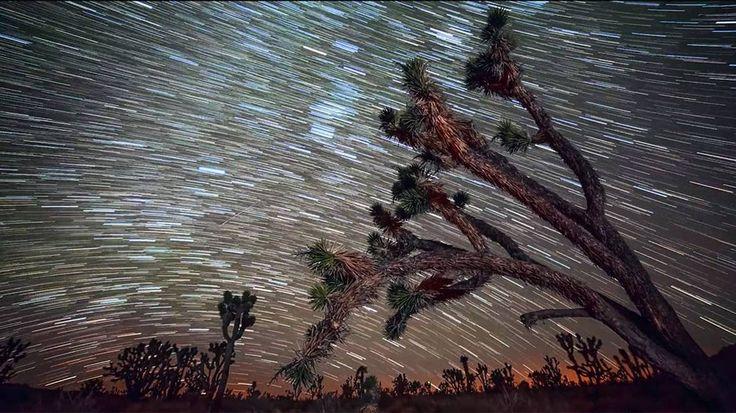 Désert de Mojave: les images sublimes d'une pluie de météorites