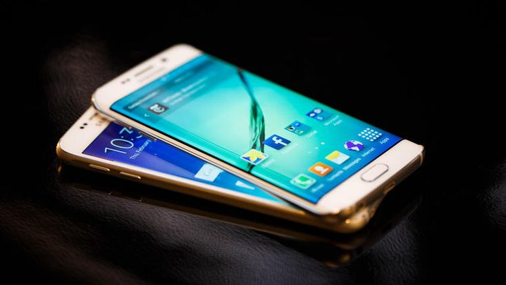 Galaxy Note 5 ve Galaxy S6 Edge+