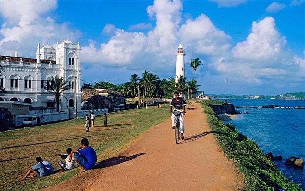 Sri Lankan cycling adventure