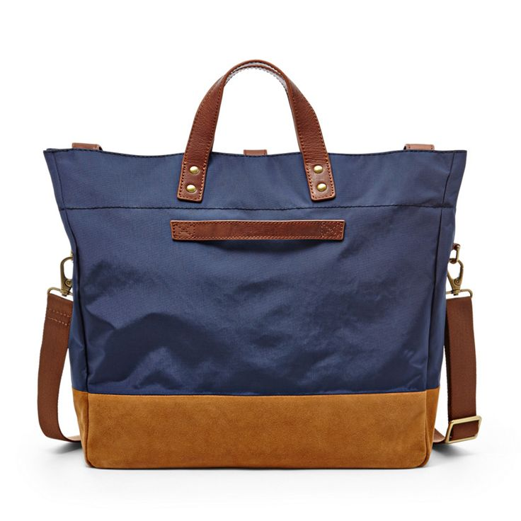 Fossil Gordon Foldover Tote, MBG9229| FOSSIL® Bags